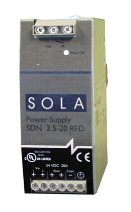 SDN2.5 20RED sola hevi duty products sola power supplies sola transformer wiring diagram at bayanpartner.co
